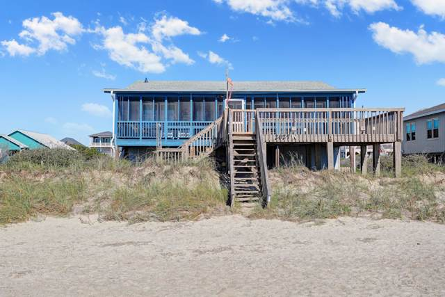 2027 W Beach Drive, Oak Island, NC 28465 (MLS #100192502) :: Coldwell Banker Sea Coast Advantage