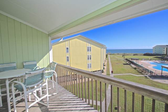 918 N New River Drive #536, Surf City, NC 28445 (MLS #100192512) :: RE/MAX Essential