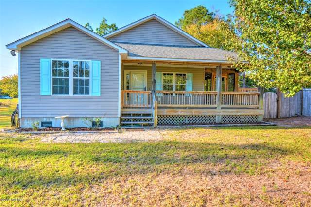 2 Nassau Road, Southport, NC 28461 (MLS #100192529) :: Donna & Team New Bern