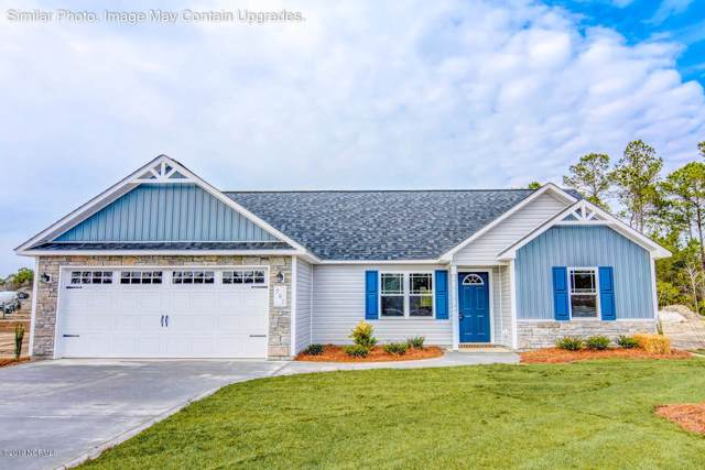 215 Timber Jack Court, Jacksonville, NC 28546 (MLS #100192530) :: RE/MAX Elite Realty Group