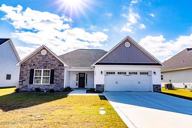 1120 Amberjack Court, New Bern, NC 28562 (MLS #100192532) :: The Keith Beatty Team