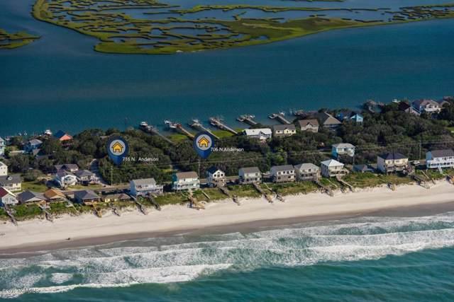 716 N Anderson Boulevard, Topsail Beach, NC 28445 (MLS #100192533) :: Courtney Carter Homes
