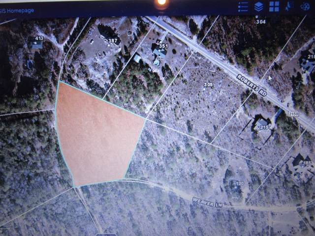 Lot 19 Whirlaway Drive, Sanford, NC 27332 (MLS #100192544) :: The Keith Beatty Team
