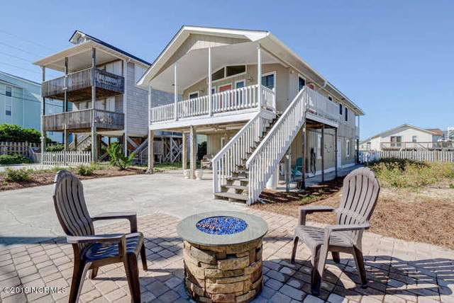 1005 N Shore Drive, Surf City, NC 28445 (MLS #100192582) :: The Oceanaire Realty