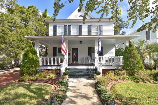 809 Ann Street, Beaufort, NC 28516 (MLS #100192599) :: RE/MAX Essential