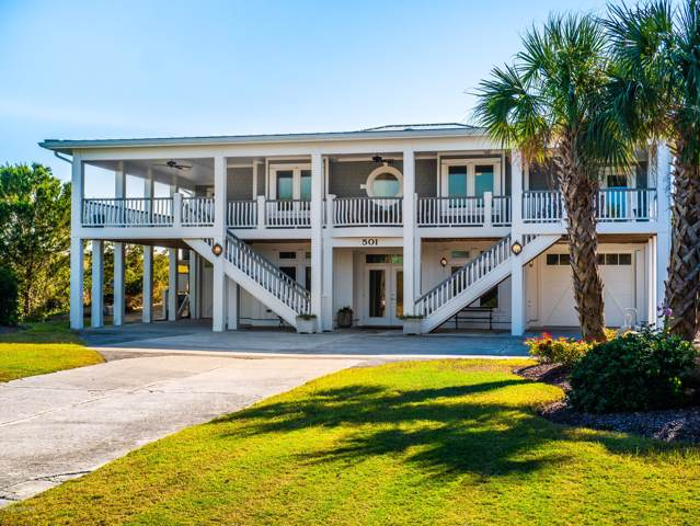 501 S Anderson Boulevard, Topsail Beach, NC 28445 (MLS #100192602) :: The Keith Beatty Team