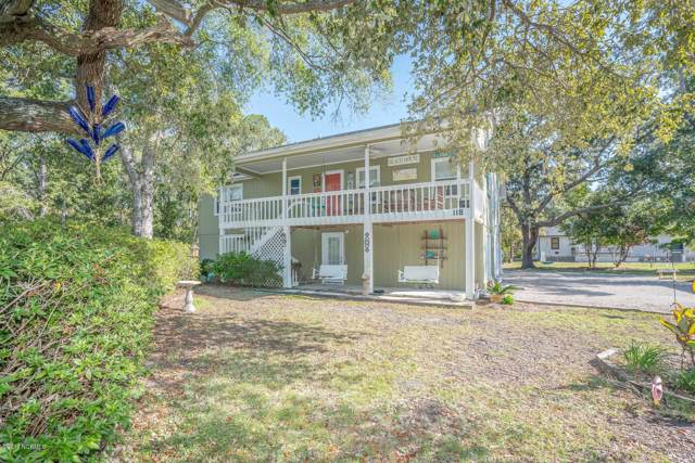 118 NW 24th Street, Oak Island, NC 28465 (MLS #100192618) :: The Keith Beatty Team