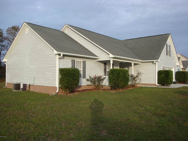 131 Secretariat Drive, Havelock, NC 28532 (MLS #100192634) :: CENTURY 21 Sweyer & Associates