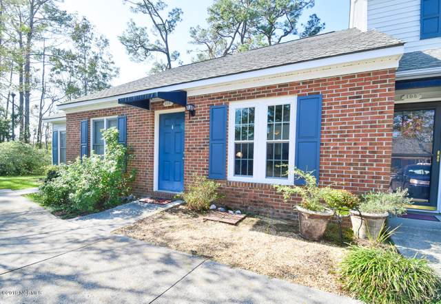 110 Crystal Pines Court, Beaufort, NC 28516 (MLS #100192641) :: RE/MAX Essential