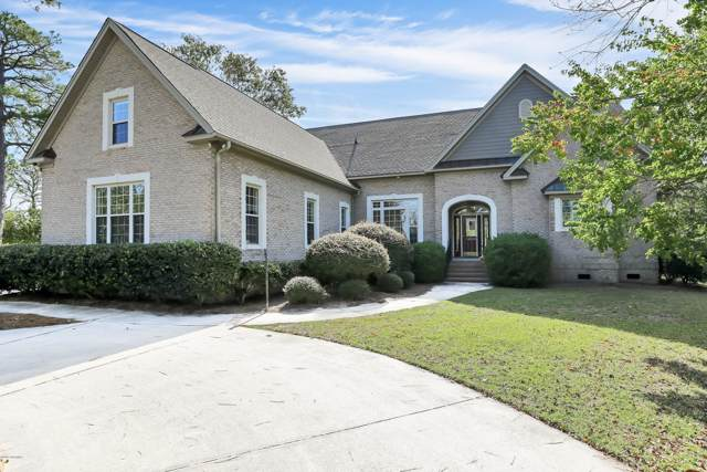 4215 St Ives Drive SE, Southport, NC 28461 (MLS #100192652) :: The Chris Luther Team