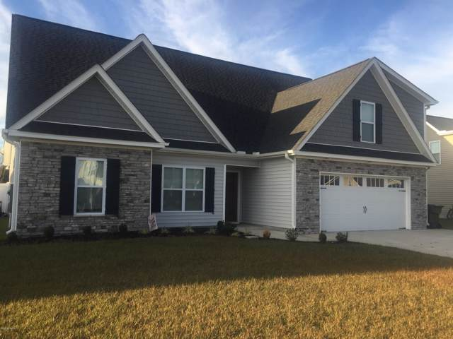 547 Brookfield Drive, Winterville, NC 28590 (MLS #100192675) :: RE/MAX Elite Realty Group