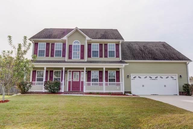 804 Little Roxy Court, Jacksonville, NC 28540 (MLS #100192684) :: Courtney Carter Homes