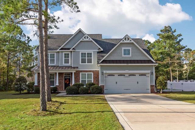 313 E Dolphin View, Sneads Ferry, NC 28460 (MLS #100192700) :: RE/MAX Elite Realty Group