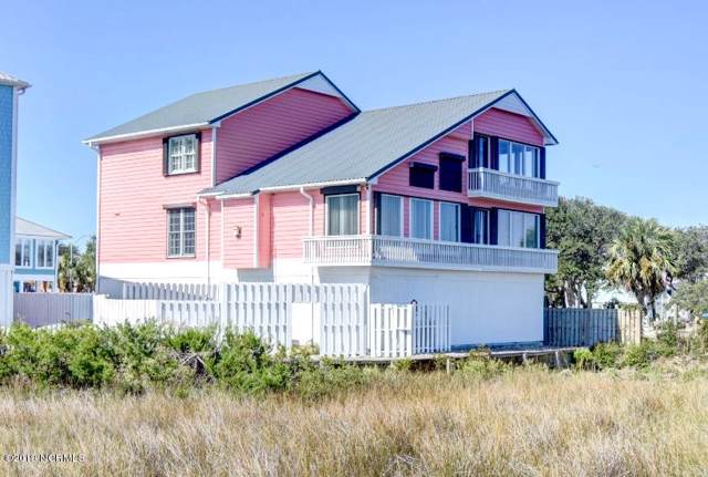 108 Teakwood Drive, Carolina Beach, NC 28428 (MLS #100192703) :: The Keith Beatty Team