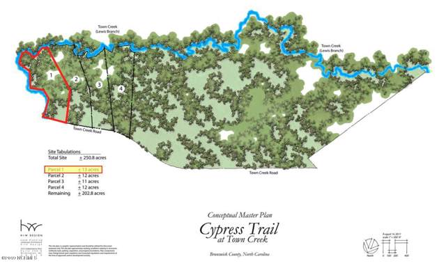 Lot 1 Town Creek NE, Leland, NC 28451 (MLS #100192720) :: The Keith Beatty Team