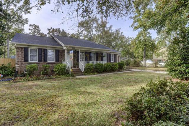 337 Scottsdale Drive, Wilmington, NC 28411 (MLS #100192731) :: RE/MAX Elite Realty Group