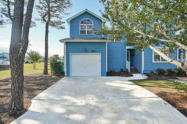 801 Kure Village Way, Kure Beach, NC 28449 (MLS #100192745) :: The Keith Beatty Team