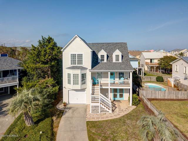 110 Craigs Landing, Kure Beach, NC 28449 (MLS #100192750) :: The Keith Beatty Team