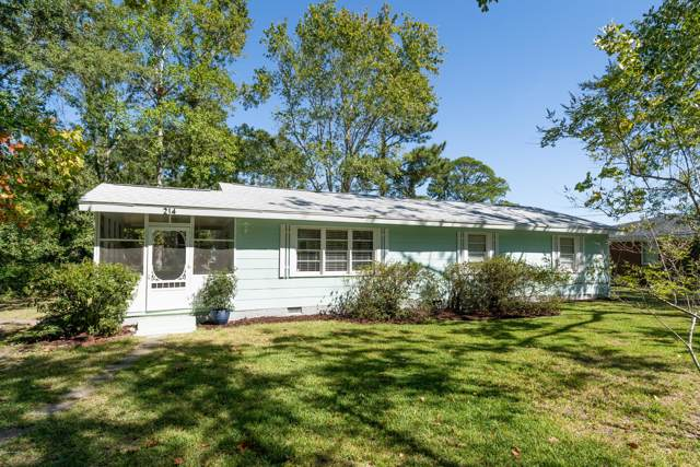 214 Hooker Road, Wilmington, NC 28403 (MLS #100192772) :: RE/MAX Elite Realty Group