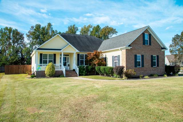 2806 Northwinds Lane, Grimesland, NC 27837 (MLS #100192779) :: Courtney Carter Homes