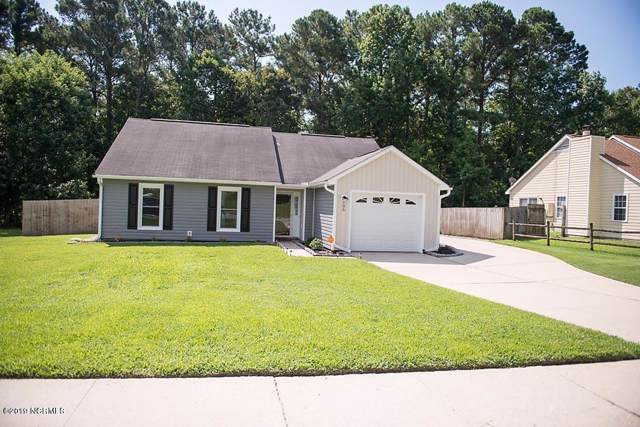 105 Tiffany Place, Jacksonville, NC 28546 (MLS #100192785) :: RE/MAX Elite Realty Group