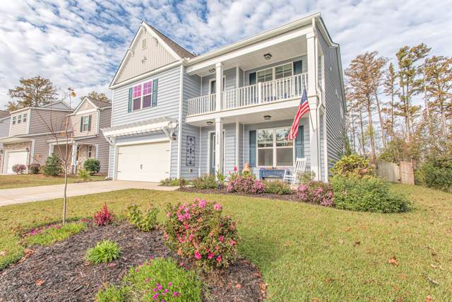 10230 Hawkeswater Boulevard, Leland, NC 28451 (MLS #100192821) :: RE/MAX Elite Realty Group