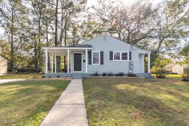 124 Bryan Place, Jacksonville, NC 28540 (MLS #100192826) :: CENTURY 21 Sweyer & Associates