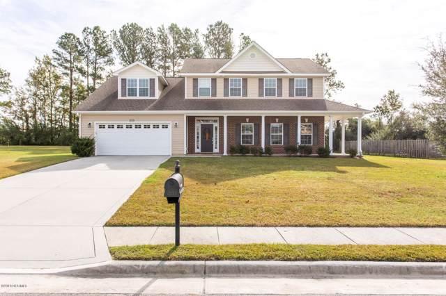 233 Maidstone Drive, Richlands, NC 28574 (MLS #100192851) :: CENTURY 21 Sweyer & Associates