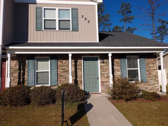 252 Caldwell Loop, Jacksonville, NC 28546 (MLS #100192913) :: Donna & Team New Bern
