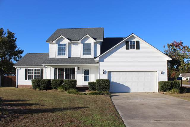 100 White Doe Court, Newport, NC 28570 (MLS #100192944) :: Barefoot-Chandler & Associates LLC