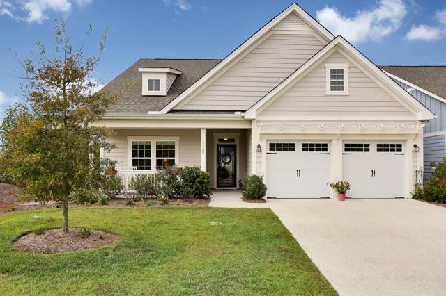3348 Drift Tide Way, Southport, NC 28461 (MLS #100192968) :: Courtney Carter Homes
