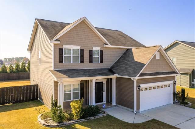 609 Cheltenham Drive, Greenville, NC 27834 (MLS #100192974) :: Berkshire Hathaway HomeServices Prime Properties