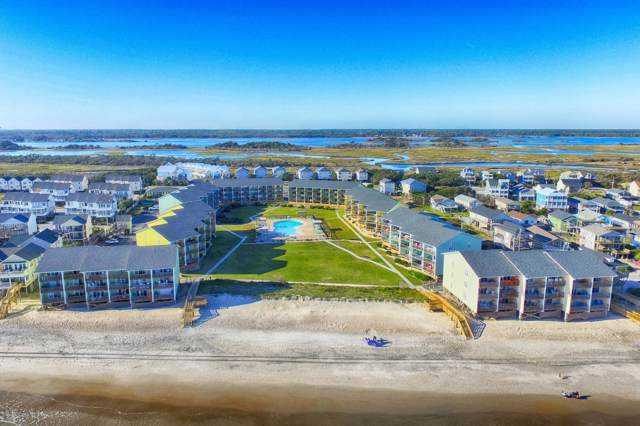 918 N New River Drive #615, Surf City, NC 28445 (MLS #100192992) :: The Tingen Team- Berkshire Hathaway HomeServices Prime Properties