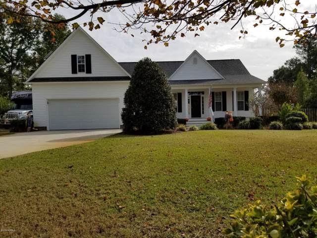 430 Upland Drive, Wilmington, NC 28411 (MLS #100192998) :: RE/MAX Essential