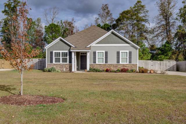 146 Mardella Way, Holly Ridge, NC 28445 (MLS #100192999) :: Coldwell Banker Sea Coast Advantage