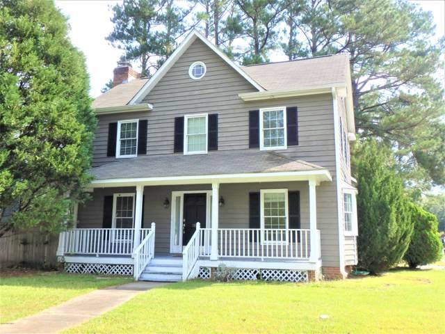 101 Dunbar Lane, Jacksonville, NC 28540 (MLS #100193023) :: CENTURY 21 Sweyer & Associates