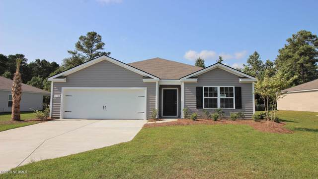 39 Staples Mill Drive NW Lot #112, Supply, NC 28462 (MLS #100193079) :: Coldwell Banker Sea Coast Advantage