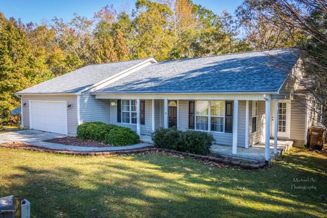 441 Boysenberry Lane, Hubert, NC 28539 (MLS #100193095) :: Coldwell Banker Sea Coast Advantage