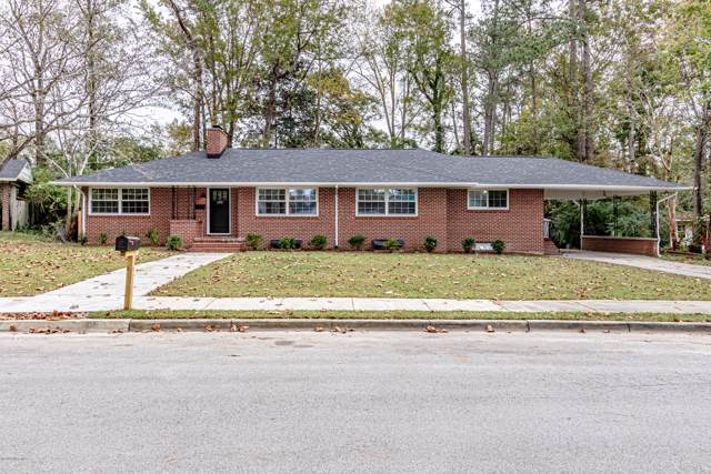 102 Jean Circle, Jacksonville, NC 28540 (MLS #100193105) :: Vance Young and Associates