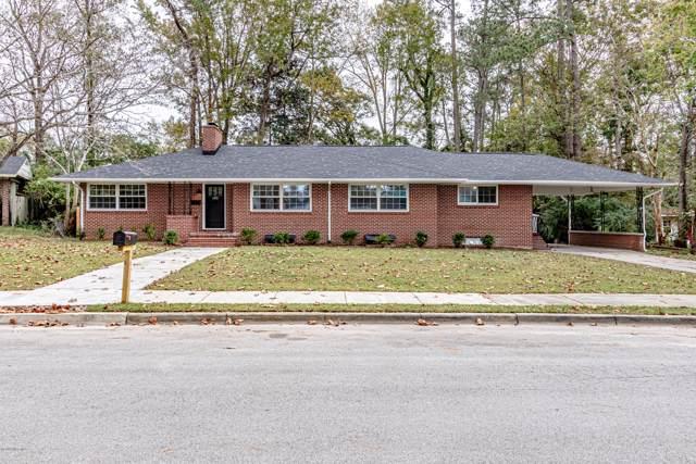 102 Jean Circle, Jacksonville, NC 28540 (MLS #100193105) :: RE/MAX Essential