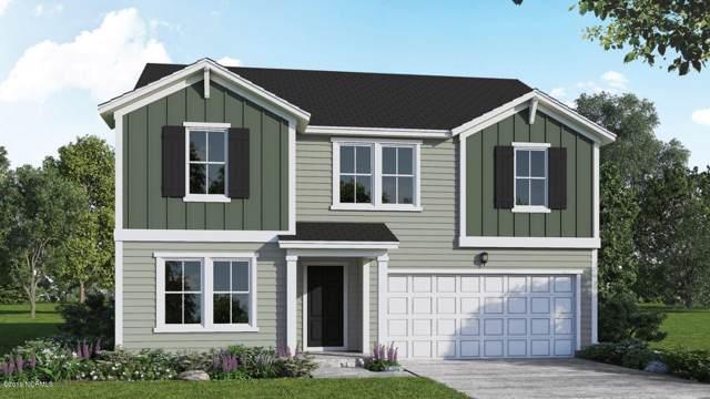 1100 Farmhouse Lane, Jacksonville, NC 28546 (MLS #100193128) :: Thirty 4 North Properties Group