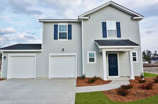 302 Adobe Lane, Jacksonville, NC 28546 (MLS #100193132) :: Donna & Team New Bern