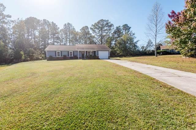 1017 Blue Leaf Place, Jacksonville, NC 28546 (MLS #100193138) :: CENTURY 21 Sweyer & Associates