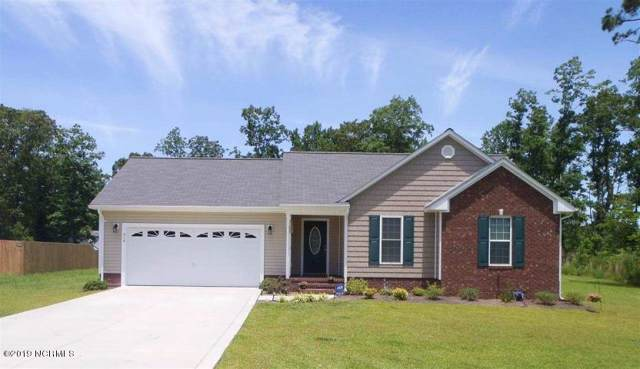316 Murphy Drive, Jacksonville, NC 28540 (MLS #100193145) :: The Keith Beatty Team