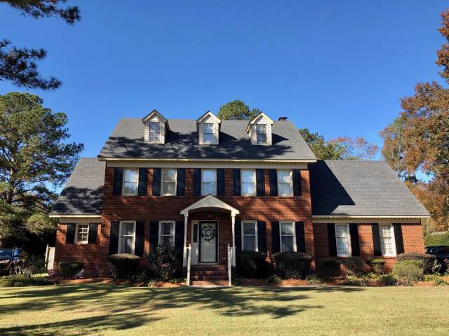 3602 E Baywood Lane, Greenville, NC 27834 (MLS #100193153) :: The Keith Beatty Team
