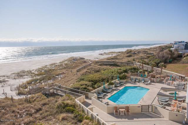2700 N Lumina Avenue #406, Wrightsville Beach, NC 28480 (MLS #100193159) :: The Chris Luther Team