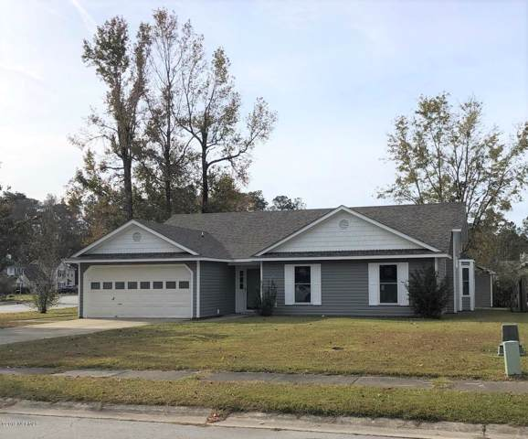 101 S Forest Drive, Havelock, NC 28532 (MLS #100193166) :: The Tingen Team- Berkshire Hathaway HomeServices Prime Properties