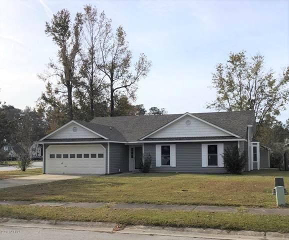 101 S Forest Drive, Havelock, NC 28532 (MLS #100193166) :: CENTURY 21 Sweyer & Associates