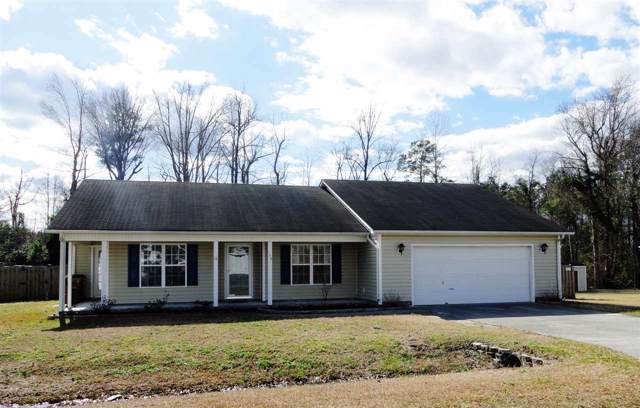 142 Plow Point Lane, Jacksonville, NC 28546 (MLS #100193176) :: David Cummings Real Estate Team
