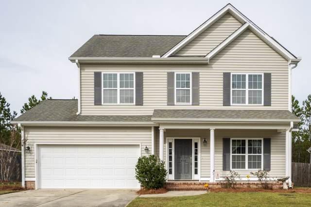 418 Satterfield Drive, New Bern, NC 28560 (MLS #100193185) :: The Tingen Team- Berkshire Hathaway HomeServices Prime Properties